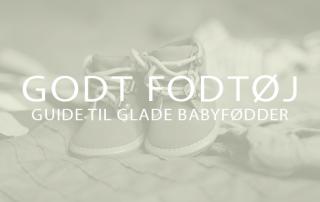 Godt fodtøj til børn