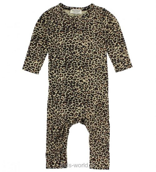 MarMar Heldragt - Brun Leopardprint