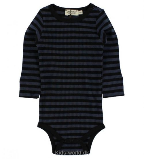 MarMar Body - L/Æ - Navy/Sortstribet