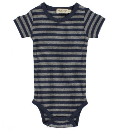 MarMar Body K/Æ - Navy/Gråstribet
