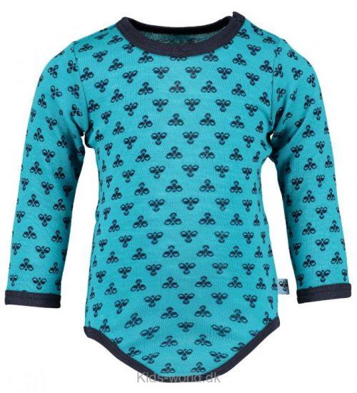 Hummel Body - Uld - L/Æ - Molde - Algiers Blue