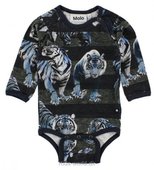 Molo Body l/æ - Field - Blue Tigers