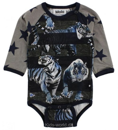 Molo Body l/æ - Floyd - Blue Tigers