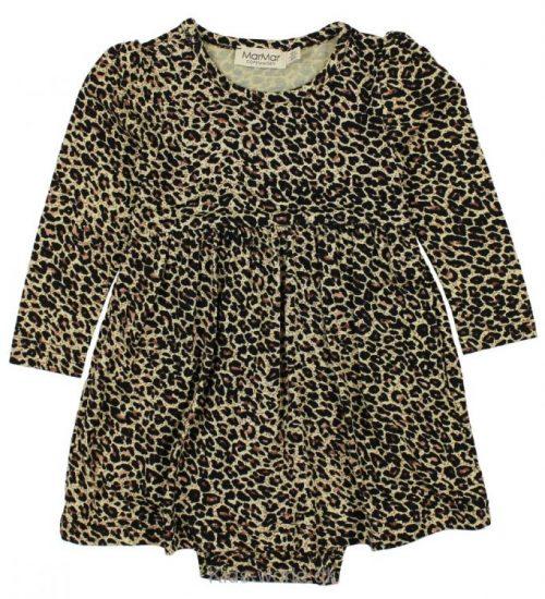 MarMar Kjolebody - Brun Leopard