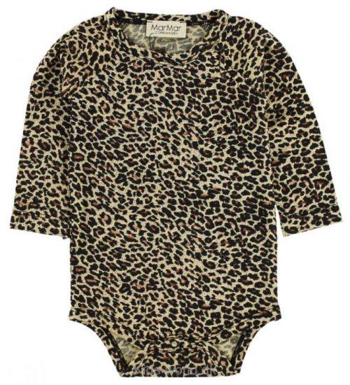 MarMar Body - L/Æ - Brun Leopardprint