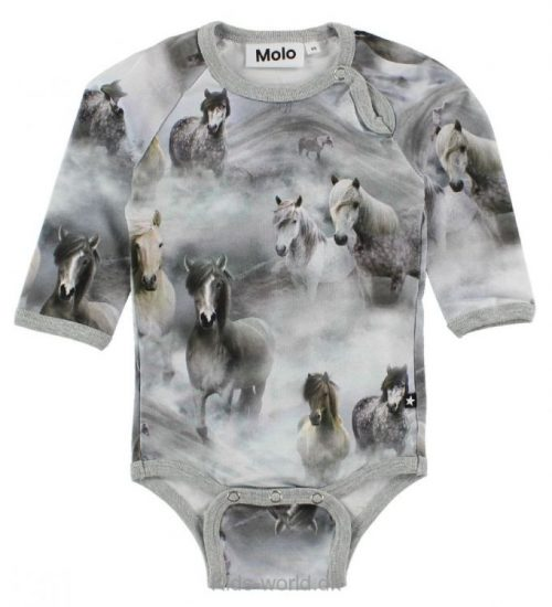 Molo Body l/æ - Fonda - Pony Jersey