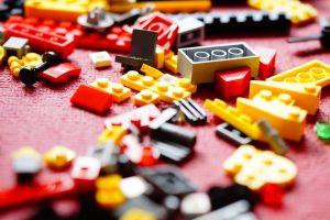 lego til oprydning