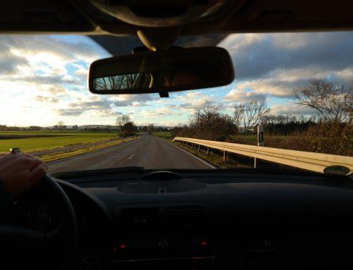 Sådan vælger du det helt rigtige babyspejl til bilen
