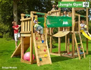 Jungle Gym Bro Modul Komplet inkl. træpakke
