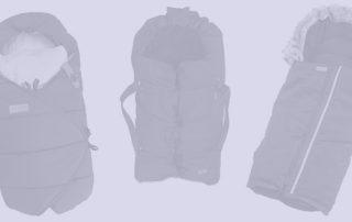 Babytrold kørepose