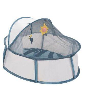 Babymoov Pop-up seng, lille, grå