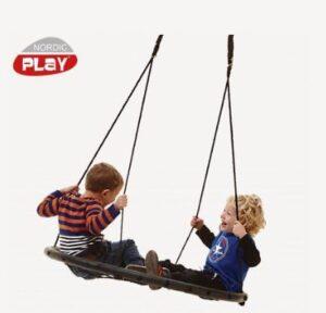 Nordic play sanse- og babygynge