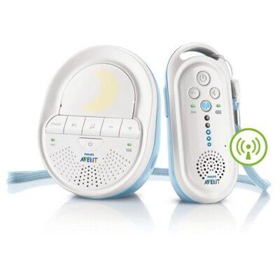 Philips babyalarm SCD bedste babyalarm