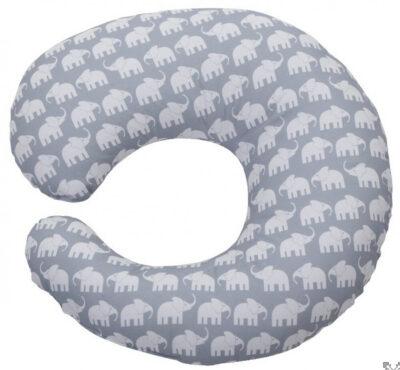 Rätt Start ammepude - Grå elefanter ( Stor )