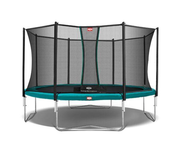 berg-favorit-trampolin-430-med-sikkerhedsnet
