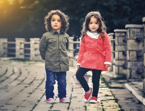 Sørg for at dit barn har tøj til alt slags vejr