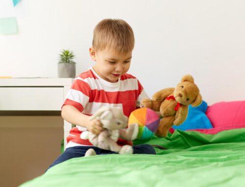 Sådan virker en kugledyne – og derfor skal du købe en til dit barn
